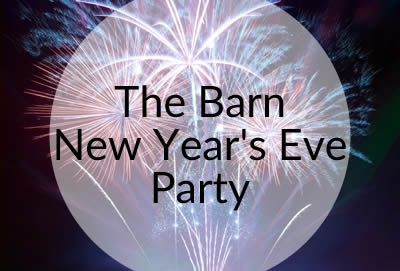 The Barn New Year's Eve Party